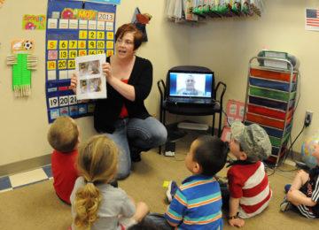 Pre-School Teacher Qualities