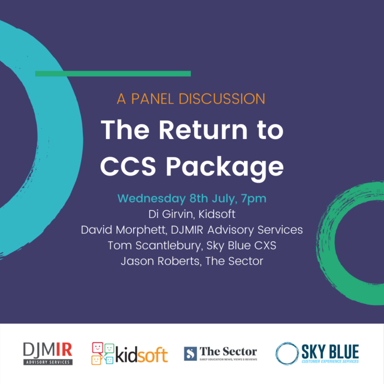 The Return to CCS Package