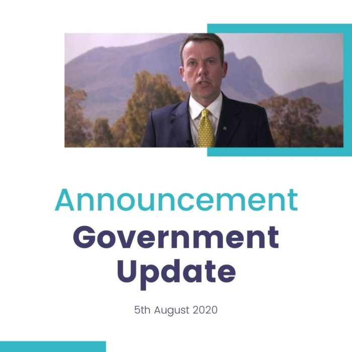 Government Update on COVID-19 support measures for Victoria ECEC sector