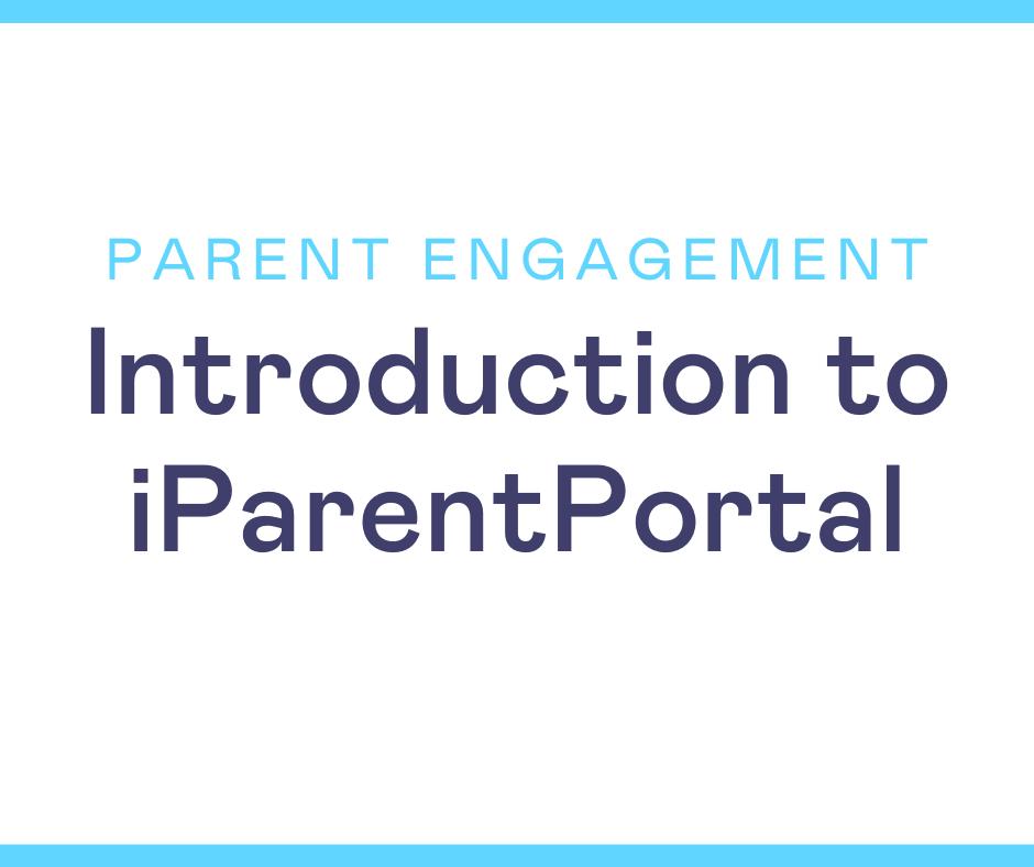 Webinar iParentPortal